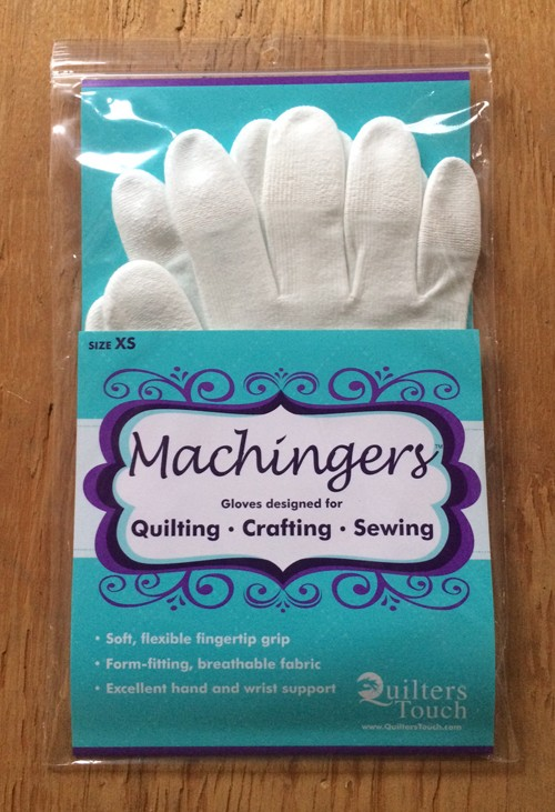 Machingers Gloves, Size Extra small