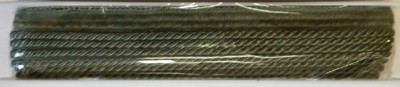 "Wrights Twist Cord with Lip - Sage - 11M x 4.8mm (12 yds x .25"")"
