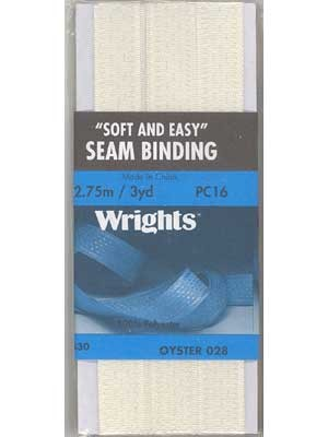 Seam Binding Soft And Easy 2.75M