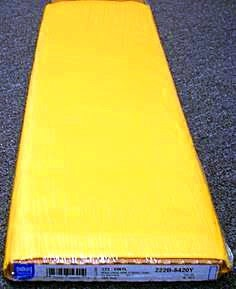 "Pellon Vinyl, 137cm (54"") x 18.3m (20 Yards), Yellow"