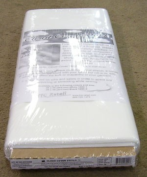 """Cloud Cover Stitch Interfacting, White, 20"""" (51cm)  x  25 Yard (22 Meters)  - sold by Meter"""