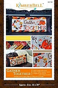 Gather Together - Bench Pillow