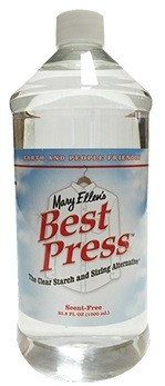 Best Press Refill Bottle - Unscented, 999ml