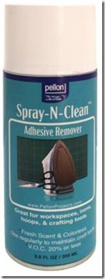 Spray-N-Clean, 200 ML, Fresh Scent & Colorless - Adhesive Remover