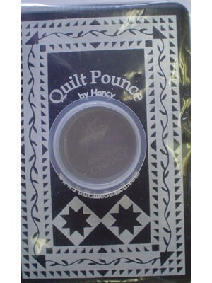 Quilt Pounce Pad - NO CHALK, POUNCER ONLY