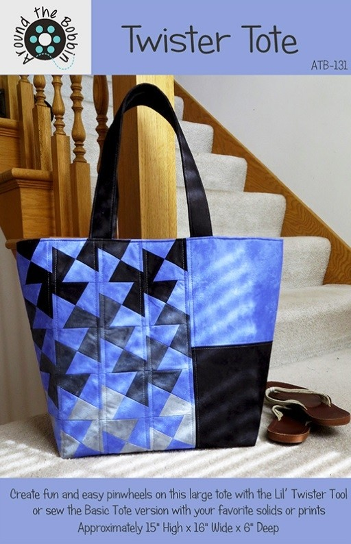 Twister Tote Pattern