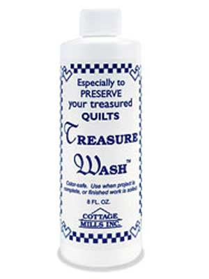 Treasure Wash For Quilts, 8 oz.