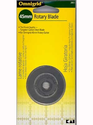 Omnigrid Rotary Blade, 45mm, 1 count