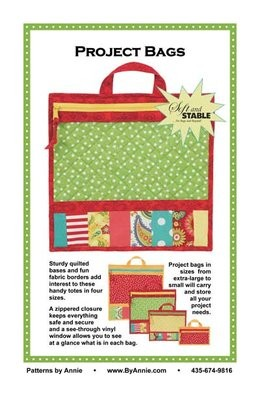 Project Bags Pattern (ByAnnie.com)