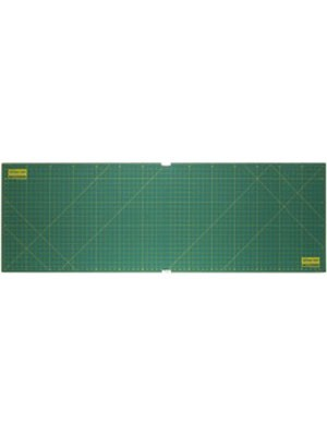 "Olfa Cutting Mat Set 2 With Continuous Grid, 23"" X 70"""