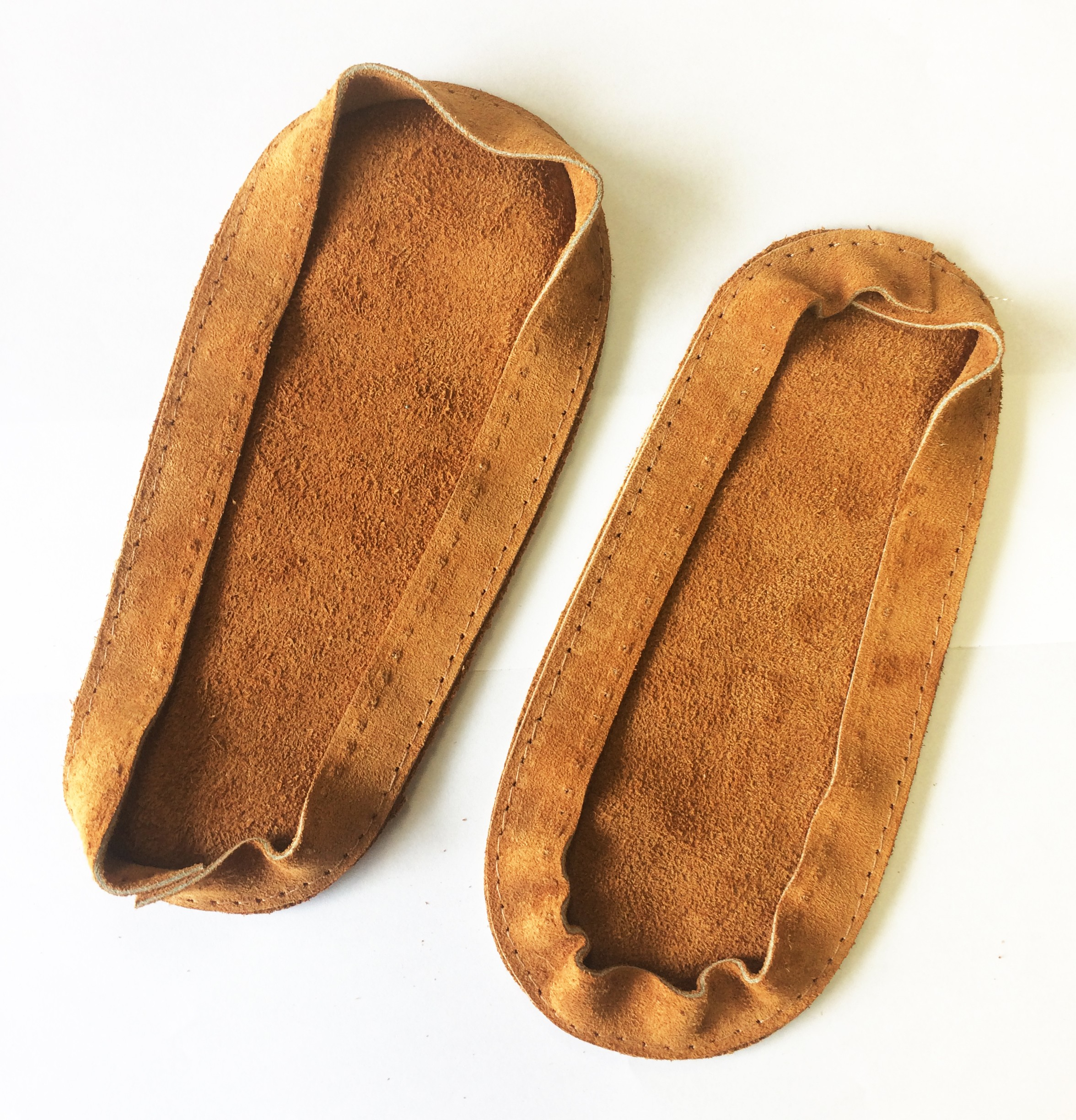Soul Comfort - Leather Slipper Sole, Infant Size 13 (ON SALE - 25% OFF!)