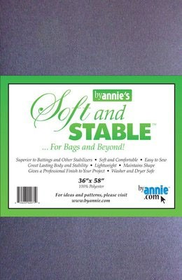 ByAnnie's Soft and Stable, 100% Polyester Foam, 36