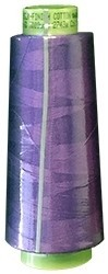Mettler Silk Finish Embroidery Thread, 100% Cotton, 3000YDs, 2743M, 60 Weight