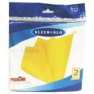 Kleen Glo Multi-Purpose Econo Cloth 2pk - 15 x 15.75""
