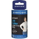Evercare Lint Roller Refill - 70 Sheets Extra Sticky