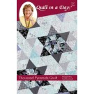 Thousand Pyramids Quilt Pattern by Quilt In A Day