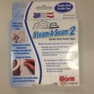 "Steam-A-Seam 2 Double Stick, 1/2"" X 20Yds"
