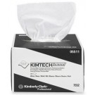 "Kimtech - 280 Precision Wipes - Low Lint, 4.4"" x 8.4"" (11cm x 21cm)"