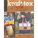 Kraft•Tex Style: Kraft•Tex Combines The Best Of Leather & Fabric - Sew 27 Projects