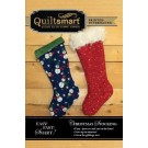 Quiltsmart Christmas Stocking Fun Pack, Printed Interfacing included
