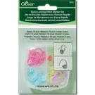 Quick Locking Stitch Marker Set , Small -10 count, Medium - 20 count, Large - 6 count