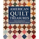 American Quilt Treasures: Historic Quilts from the International Quilt Study Center and Museum (Hardcover)