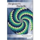 Beginner's Bargello Pattern by Phillips Fiber Art using the 10 Degree Wedge Ruler. Mini 30 Degree Wedge Included