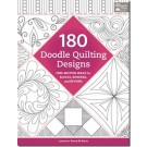 180 Doodle Quilting Designs: Free-Motion Ideas for Blocks, Borders, and Beyond by Karen M. Burns (ON CLEARANCE)