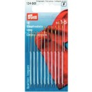 Darning needles, no. 1-5 assorted, long