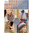 Learn Tapestry Crochet: 6 Great Projects Using This Fun Technique by Maria Isabel