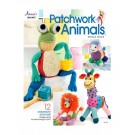 Patchwork Animals Crochet Pattern Book by Sheila Leslie