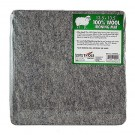 "Precision Quilting Tools Wool Ironing Felted Mat, 13.5"" x 13.5"""