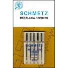 Schmetz Metallic Needles, 5 count, size 80