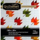 Maple Leaf  Snugglers Kit - 4 Quiltsmart Printed Interfacing Panels Included To Make Up To A 48 Square Lap-Size Or Bed Runner