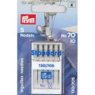 Machine Needles with Flat Shank, size 70, 5 pieces