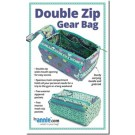 Double Zip Gear Bag Pattern (ByAnnie.com)