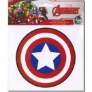 "Iron-On Transfer: Marvel Avengers SHIELD, 4.75"" x 4.75"" (Special Order Only!)"