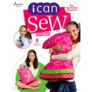 I Can Sew:  8 Fun Projects - Easy Step by Step  Instructions