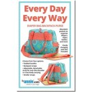 Every Day Every Way: Diaper Bag-Backpack-Purse Pattern - (ByAnnie.com)