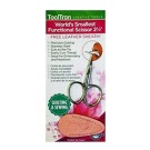 """ToolTron World's Smallest 2.5"""" Functional Scissors (Made in Italy)"""