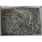 "Stainless Steel  Extra Fine Pins - Size 17 - 1-1/16"" (27MM) x 0.021"" - 250g - about 5000 Count"