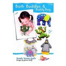 Bath Buddies and Buddy Bag Pattern by Wonder Woman Quilt