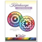 "Kaleidoscope Centerpiece Pattern with printed interfacing template: 17"" Folded Star Table Topper - By PlumEasy"