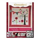 Kimberbell Let Me Call You Tweet-Heart Wall Hanging Pattern