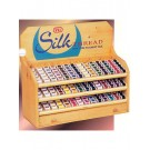 YLI SILK #100 MODULAR DISPLAY, 35 colours, 5 spools per colour