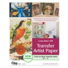 "Lesley Riley's TAP Transfer Artist Paper 5-Sheet Pack (8.5"" x 11"")"