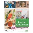 "Lesley Riley's TAP Transfer Artist Paper 18-Sheet Pack (8.5"" x 11"")"