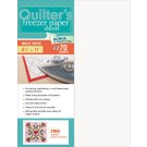 "Quilter's Freezer Paper Sheets, Bonus Pack 70 Sheets (60 Sheets + 10 Sheets FREE), 8 1/2"" x 11"""
