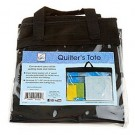 "June Tailor Quilter's Tote, 27"" x 20"": A Convenient Carry-All for Quilting Tools & Notions"