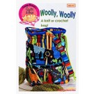 Woolly, Woolly Bag Pattern: A Knit or Crochet Bag by Among Brenda's Quilts & Bags